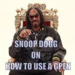 Snoop Dogg G Pen Herbal Vaporizer Review