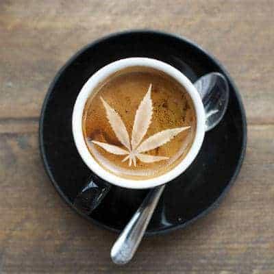 Cannabis & Coffee; Your New Morning Ritual!