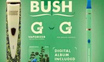 G Pro Vaporizer Review – Snoop Dogg BUSH Edition