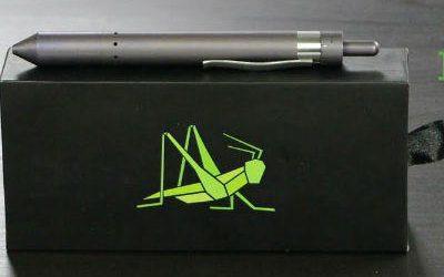 Grasshopper Vaporizer Review – Portable Discreet Fun