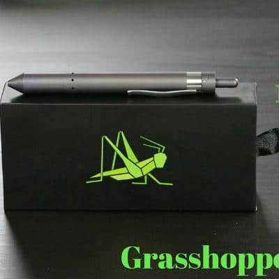 Grasshopper Vaporizer Review