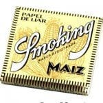 Smoking Maiz Corn Rolling Paper Review