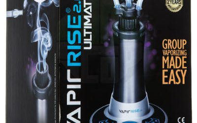 Vapir Rise Ultimate Vaporizer Review