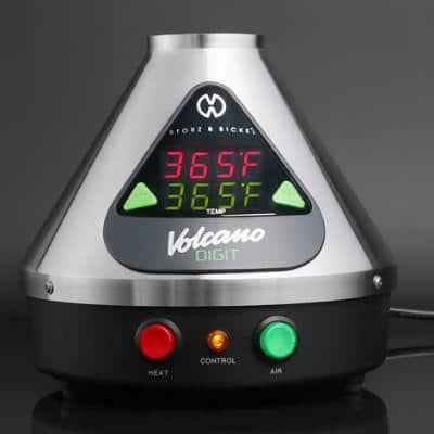 Volcano Digital Vaporizer Review