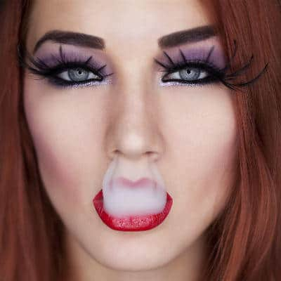 How to French Inhale-And Look Cool Doing It