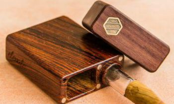 Luxury Wood Dugout Kit Review – Glass One-Hitter