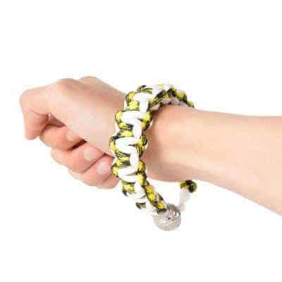 Paracord Stealth Bracelet Pipe Review – Fashion Meets Stealth
