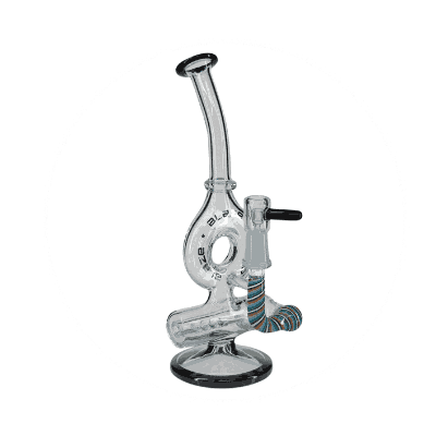 Blaze Glass Mini O Rig Review –  Donut Dabber