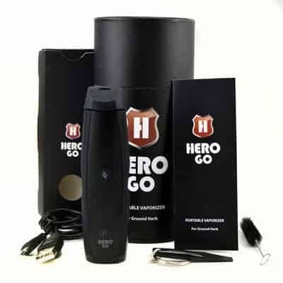 Hero GO Vaporizer Review – Pure Excellence