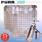 Purr Glass Travel Bubbler Review