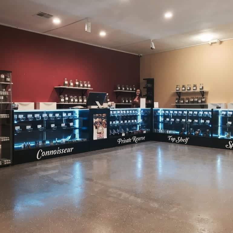 Charlotte's Web Cafe, marijuana dispensary