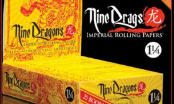 Nine Dragons Rolling Papers Review – Dont Buy Them