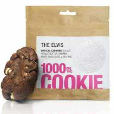 Elvis Cookie Marijuana Edibles Review