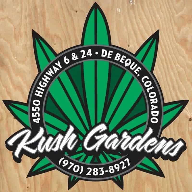 Kush Gardens, marijuana dispensary