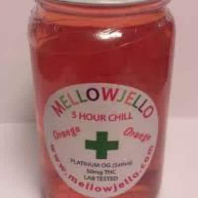 Mellow Jello Marijuana Edibles Review