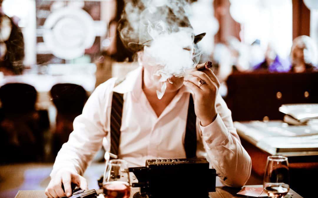Famous Pot Smoking Authors
