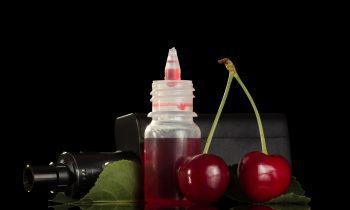 Black Cherry THC e-Liquid Review by Amsterdam e-Liquid