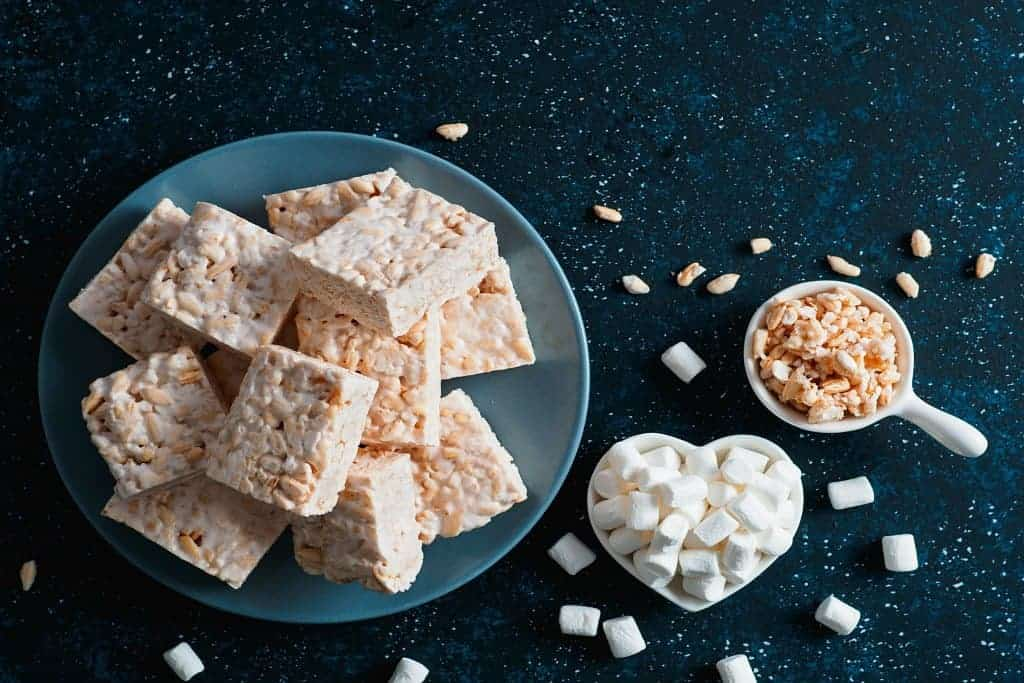 Rice Crispie Squares Edible Review by Max Medibles