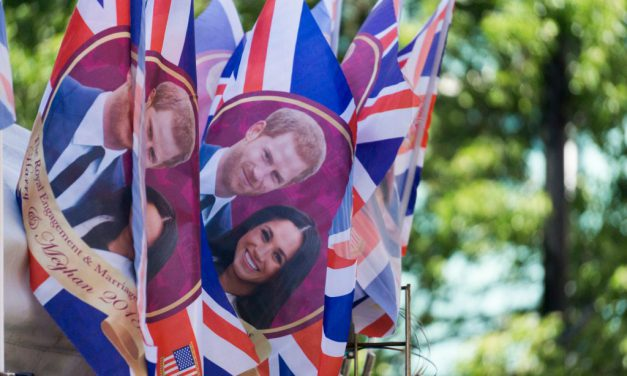 Britain's Royal Family; Someone's Growing Pot